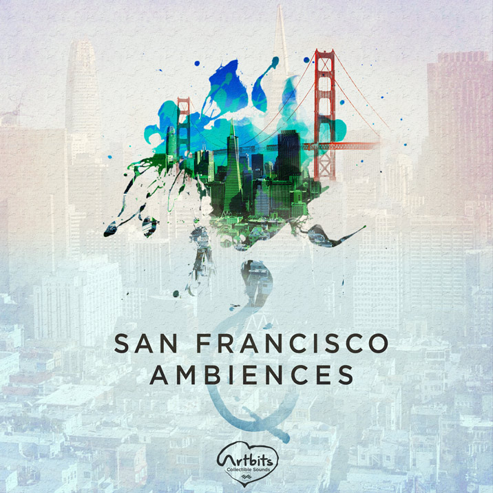 San Francisco City Ambiences Cover Image