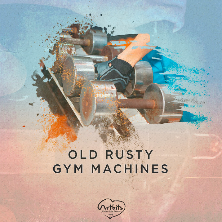 Old Rusty Gym Machines