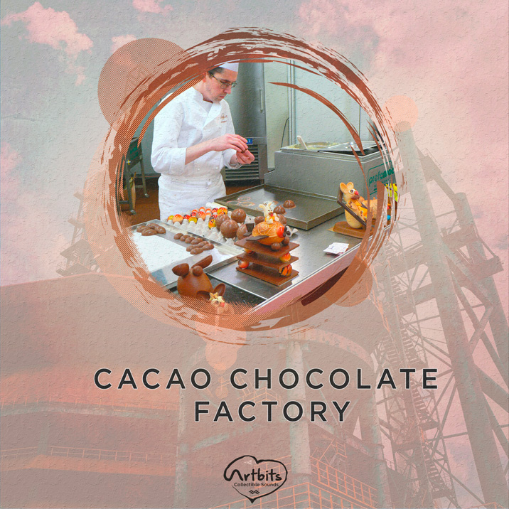 Cacao Chocolate Factory Cover Image