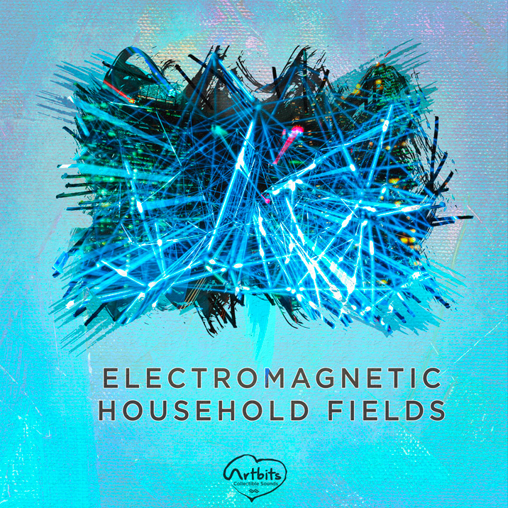 Electromagnetic Household Fields Cover Image