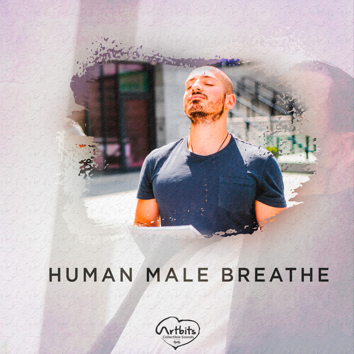 Human Male Breathe Cover Image
