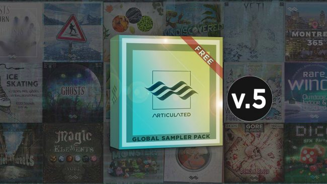 Global Sampler Pack (Free) updated to v.5