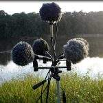 multi-format Ambisonics and surround recording