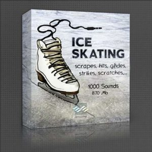 Ice Skating Sound Effects Library
