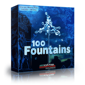 Fountains Sound Effects library