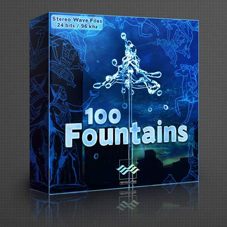 100 Fountains