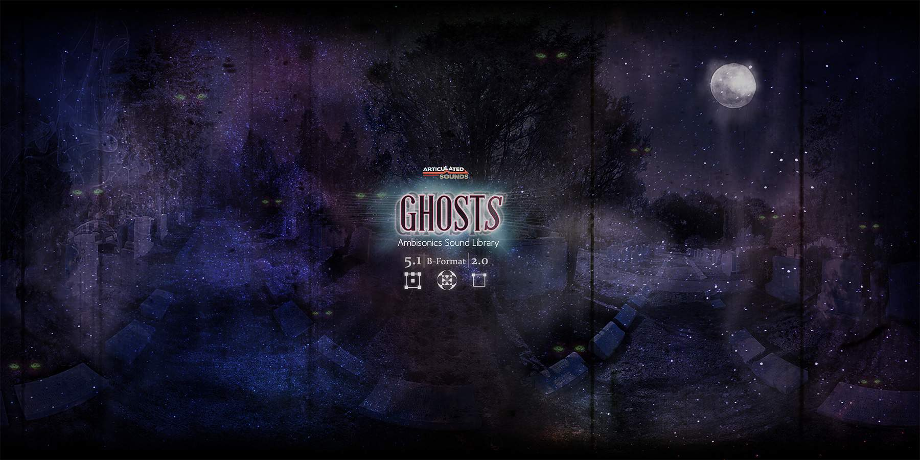 Ghosts | Articulated: Royalty-Free Sound Effects Library