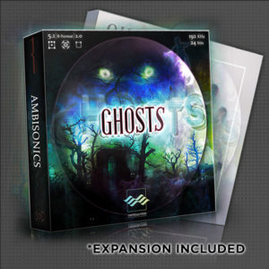 Ghosts Sound Effects Library