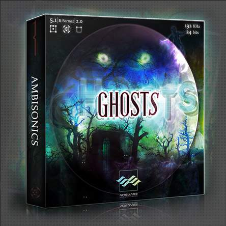 Ghosts sound effects pack