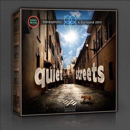 Quiet Streets Ambience Sound Library
