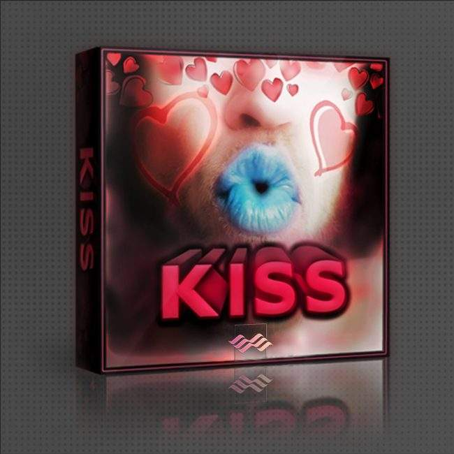 Kiss (as free gift)