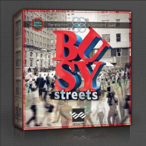 Busy Streets Sound Library