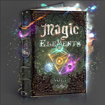 Magic Elements vol 1 | Articulated: Royalty-Free Sound