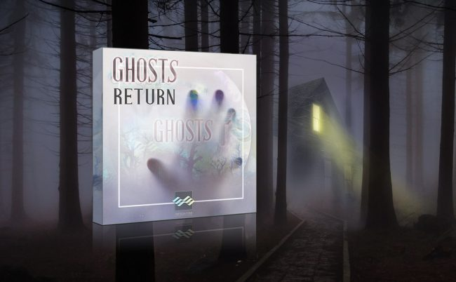 Ghosts Library got its first expansion!