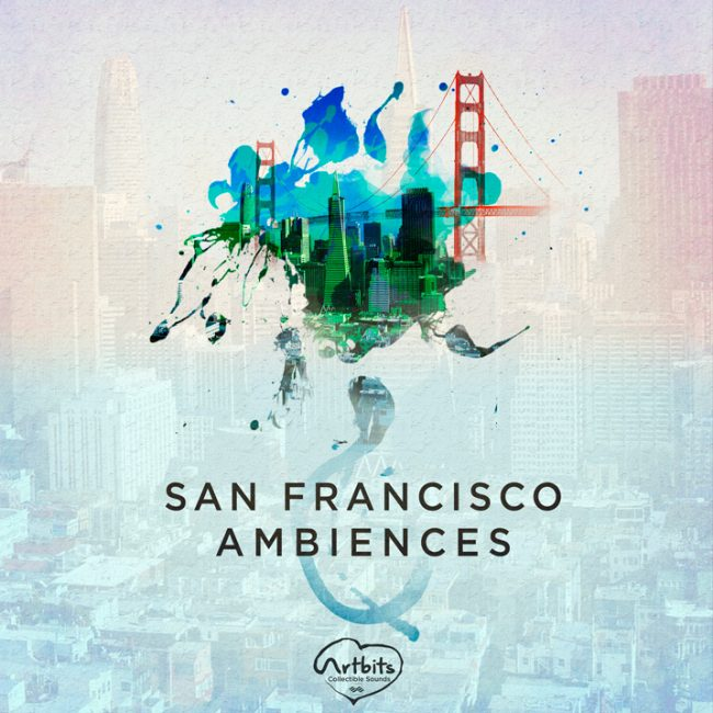 Artbits: San Francisco City Ambiences