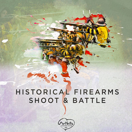 Artbits: Historical Firearms Shots & Battle
