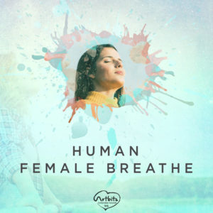 Human Female Breathe