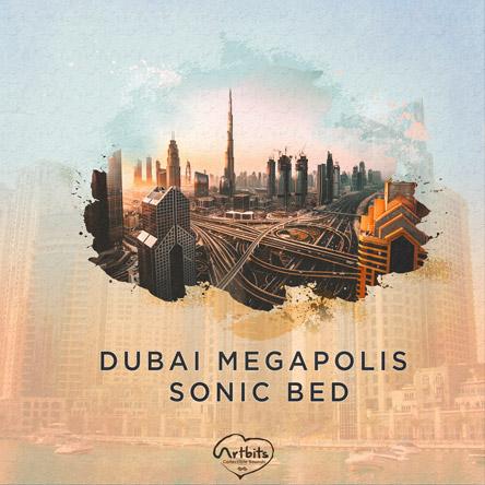 Artbits: Dubai Megapolis Sonic Bed