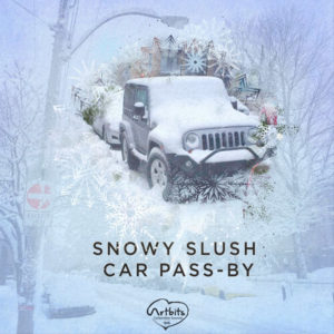 Snowy-Slush-Car-Pass-by
