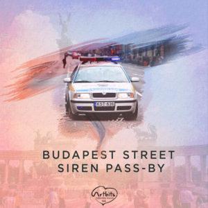 Budapest-Street-Siren-Pass-By