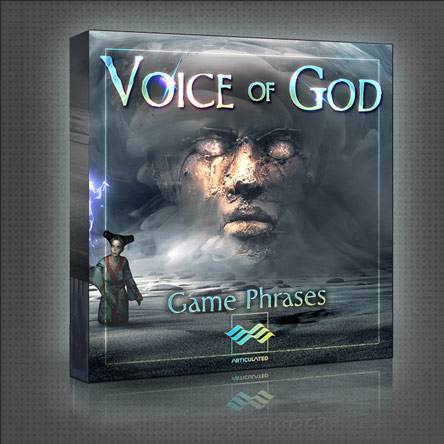 Voice of God - Game Phrases