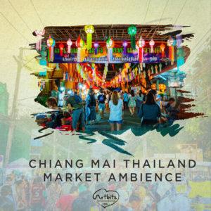 Chiang-Mai-Thailand-Market-Ambience