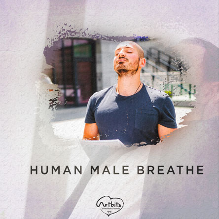 Artbits: Human Male Breathe