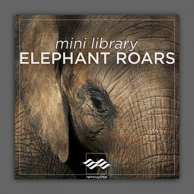 mini library: Elephant Roars (exclusive bonus!)