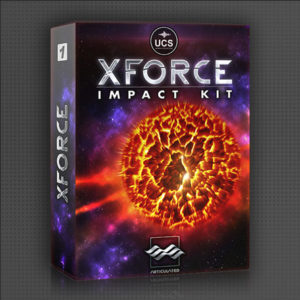 XForce Cinematic Impact Library